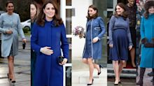 Why is Duchess Kate Wearing So Much Blue?