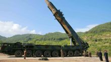 US detects signs of new NKorea missile test