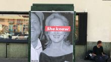 Meryl Streep targeted by sinister poster campaign claiming 'she knew' about Harvey Weinstein