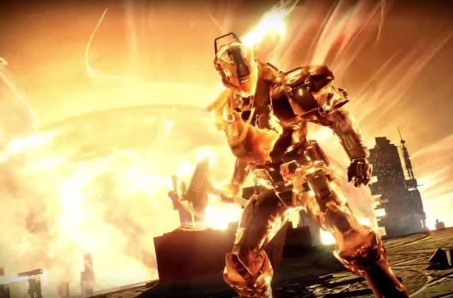 Check out some gameplay from Destiny's 'The Taken King' expansion