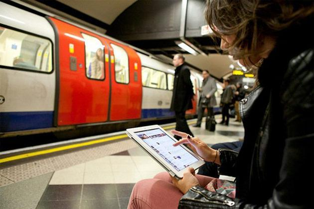 UK government wants to bring 3G and 4G coverage to London Tubes