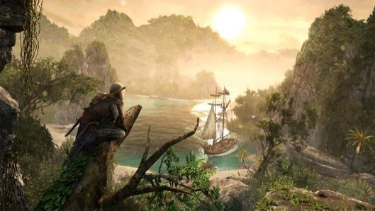 Assassin's Creed 4: Black Flag PS4 review: Avast, conspiracy ahead