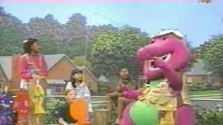 Let's Pretend With Barney