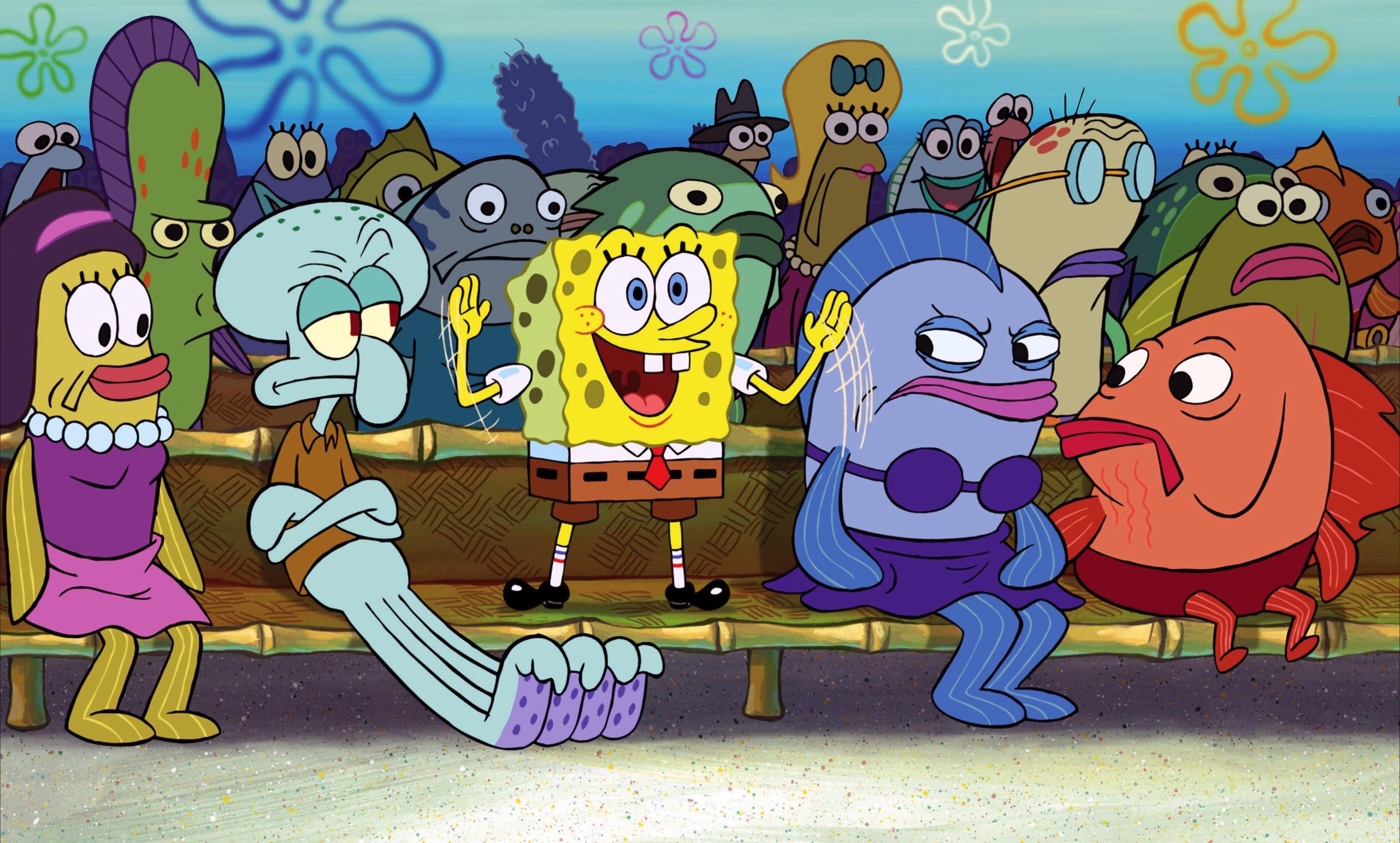 "SpongeBob SquarePants"" Icon Squidward Is Getting His Own ..."