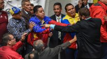 Venezuela opposition rallies, Maduro summons ministers