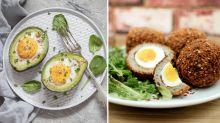 Recetas con huevo más allá de la tortilla o el huevo frito