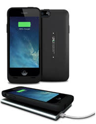 Aero Wireless Charging cases for iPhone 5s and 5