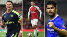 Hot Football Transfer Gossip: Man Utd 'to open Ozil talks', Alexis 'wants dream Real Madrid move', Costa 'misses flight'