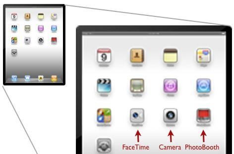 iOS 4.3 rumored to have PhotoStream service, iPad FaceTime, PhotoBooth apps