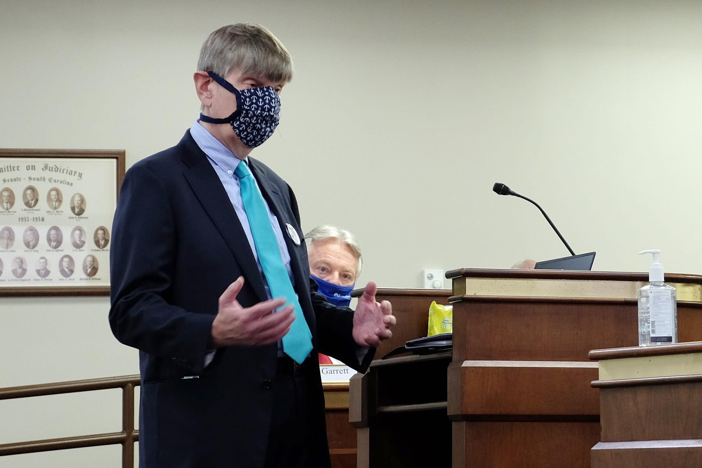 South Carolina considers breaking up public health agency