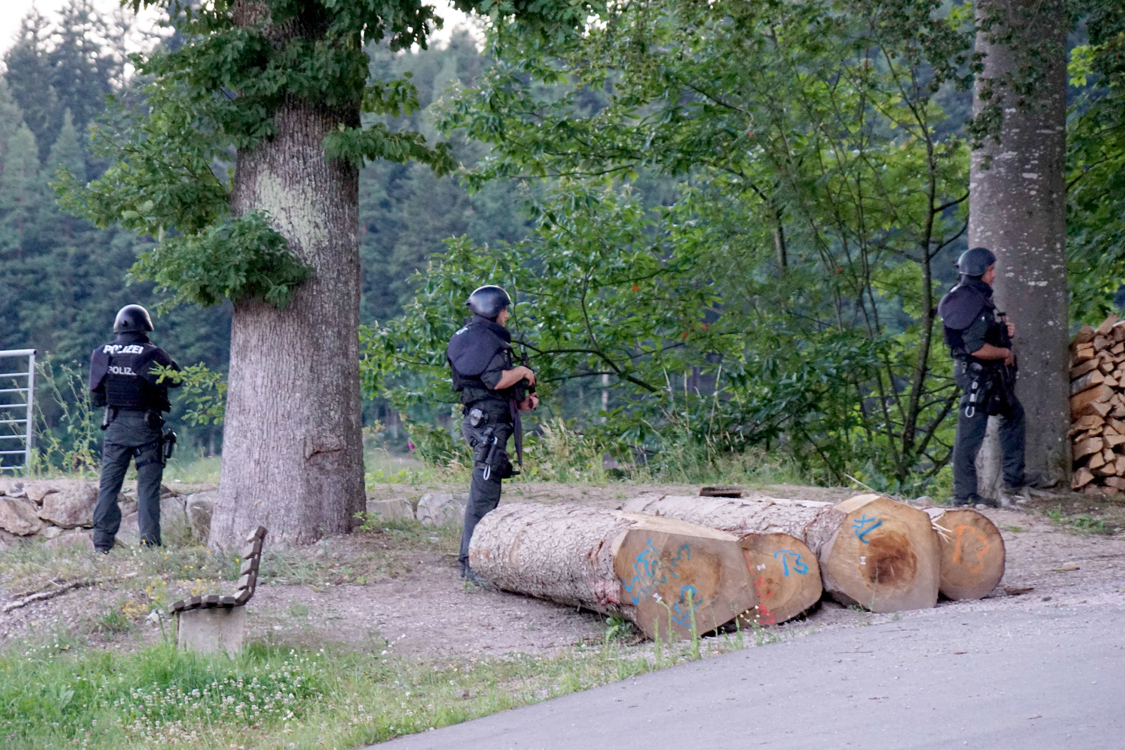 Germany: Black Forest fugitive had no support during manhunt