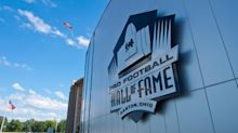 What round was each Hall of Fame quarterback drafted?