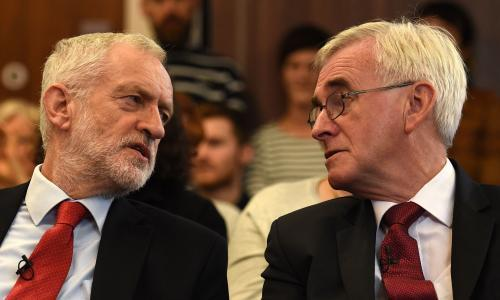 The Labour manifesto: five key areas in this weekend's talks