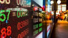 Global Stocks Mixed, Us Dollar Slips Ahead of Fed Chair Powell Testimony