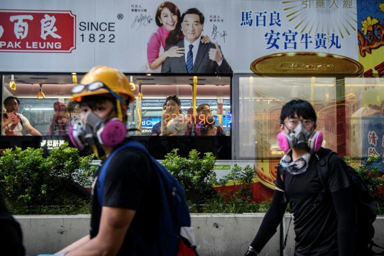 Hong Kong airport obtains injunction against protestors