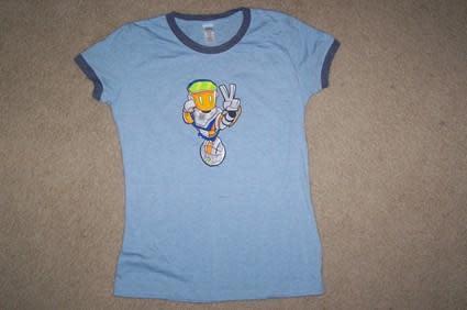 RoboBlitz T-shirt contest: Day 4 [update 1]