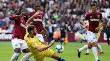 West Ham end Chelsea's 100 percent record with gritty draw