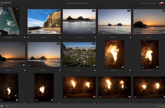 Adobe Lightroom's direct import feature comes to iPhone and iPad