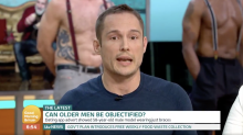 Piers Morgan calls guest 'the worst ever' after male objectification debate