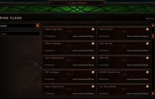 Diablo III works on new community tools