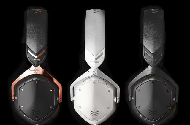 V-Moda's Crossfade 2 wireless headphones sound better, last longer
