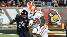 Clemson jumps to No. 2 in AP poll after beating Louisville
