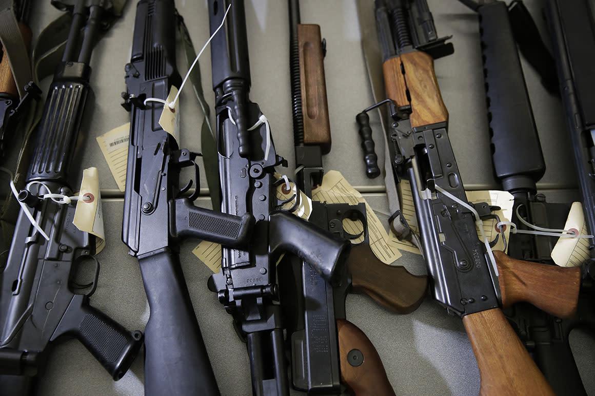 Canada bans assault-style guns after Nova Scotia rampage