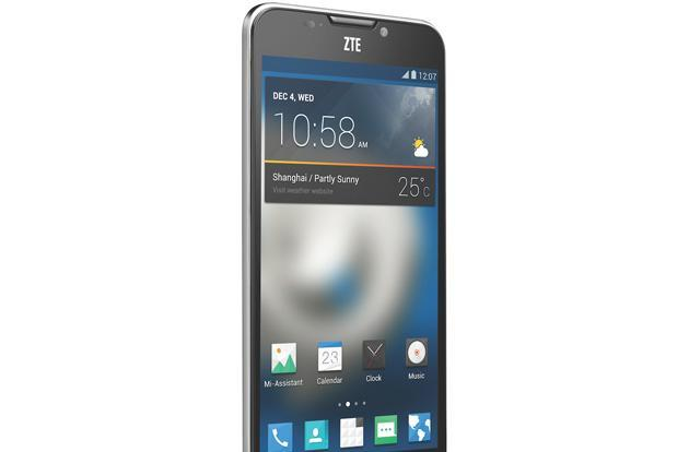 ZTE's 5.5-inch Grand S II lets your friends unlock the phone with their voice