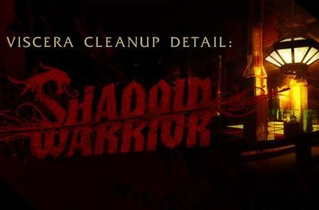 Clean up after Lo Wang in Shadow Warrior 'Viscera Cleanup Detail' mini-game