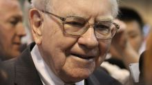 Warren Buffett Doesn't Do This Much, but He Is Now