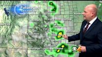 Saturday AM Forecast: More Afternoon Showers & Storms