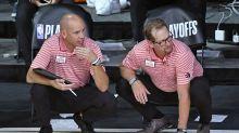 Report: Pacers hire Raptors assistant Nate Bjorkgren as head coach
