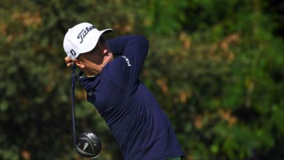 Wind blows Thomas off course at the CJ Cup