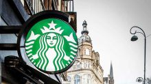 Highly Rated Starbucks Near Buy Zone Ahead Of Earnings