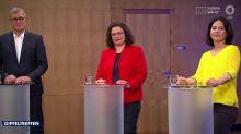 Gipfeltreffen in der ARD: So stellen sich die Parteichefs Europa vor