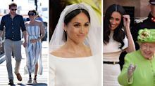Meghan Markle's ups and downs in 2018