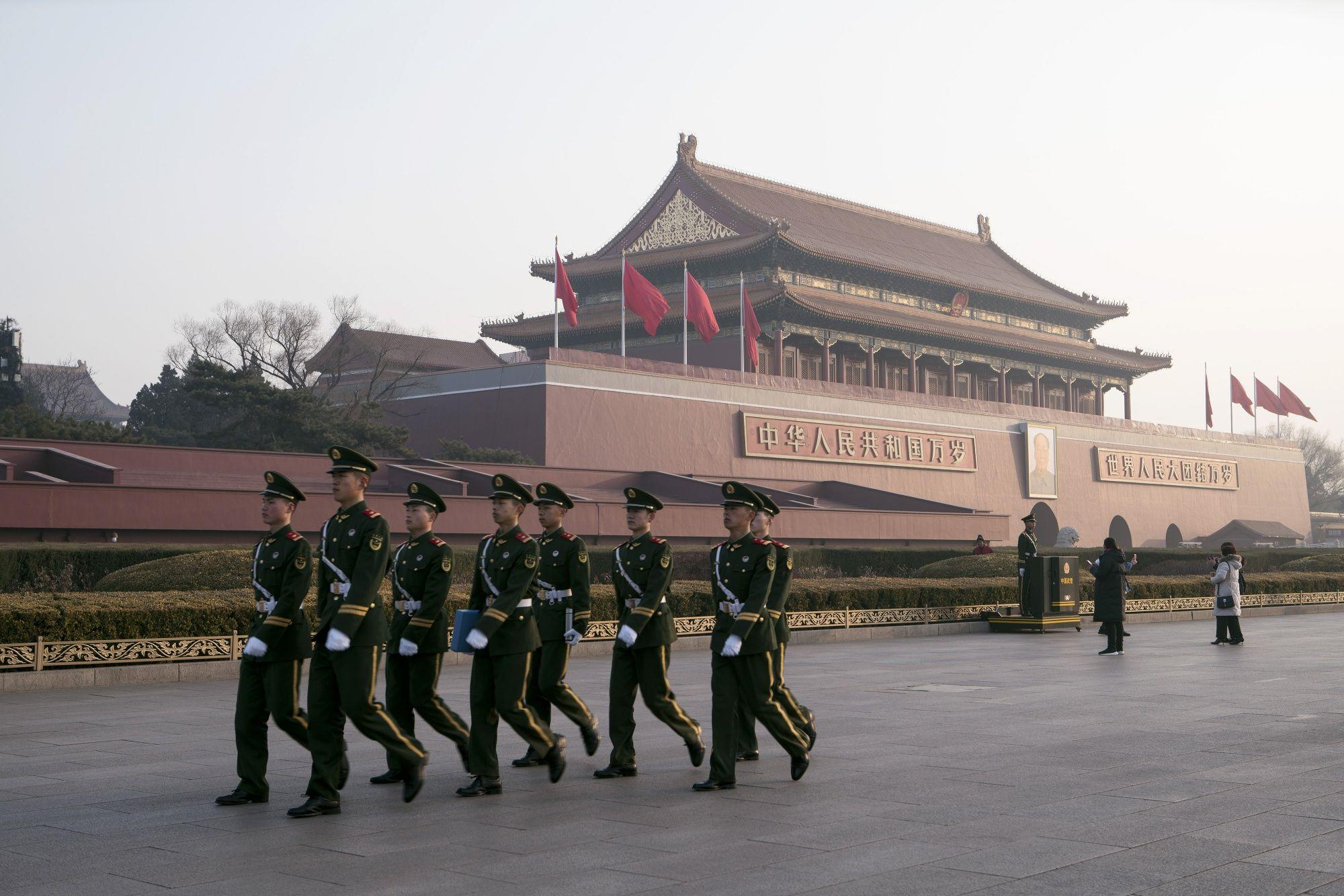 China Moves to Delay Parliament for First Time in Decades