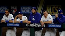 You can't blame Clayton Kershaw for the Dodgers' latest October disappearing act