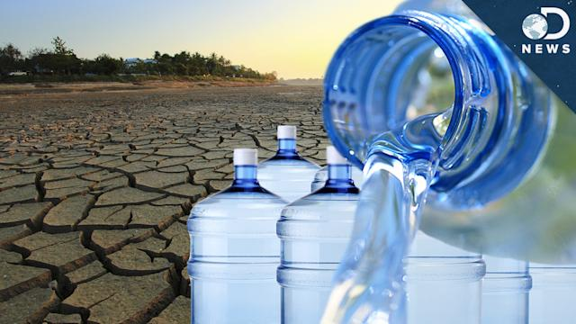 Does Your Bottled Water Come from a Drought Zone? - DNews