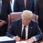 Trump signs $2 trillion coronavirus emergency relief bill