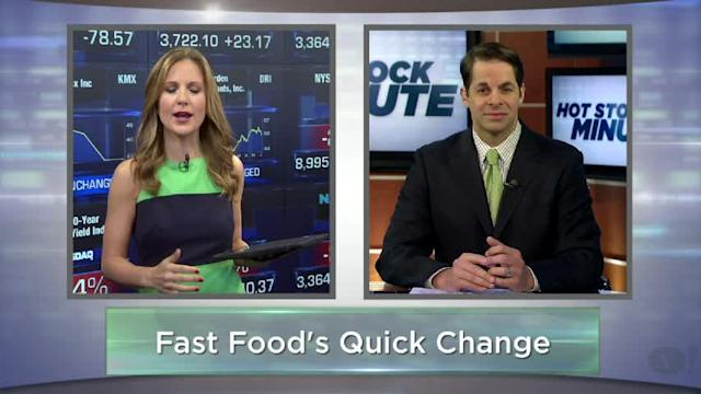 How much sense do healthy menus make to fast food chains?