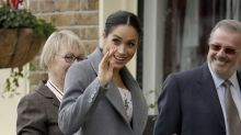 So überdeckt Herzogin Meghan ihre grauen Haare in der Schwangerschaft – ohne zu färben