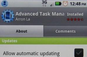 Android developer anecdotally claims AdMob brings home the bacon