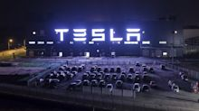 Tesla Shares Sag as Analyst Flags 'Mind-Boggling' Valuation