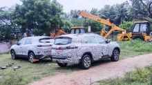 Tata Gravitas And The Harrier Petrol Spotted Testing Once Again Ahead Of India Launch