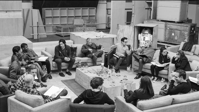 'Star Wars: Episode VII': Who's Playing Who?