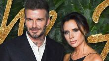 David and Victoria Beckham 'caught coronavirus partying in LA'