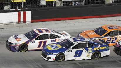 Betting guide for NASCAR playoffs in Vegas
