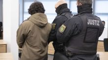 Syrian on trial in Germany for killing man, injuring another