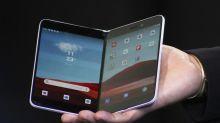 Microsoft startet mit Klapp-Smartphone «Surface Duo»